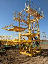 汇友塔机出口哈萨克斯坦QTZ5612塔吊8T价格新疆出口塔机退税图片