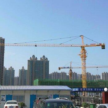 貴州畢節50塔吊價格山東匯友塔吊QTZ5011出廠高度40米