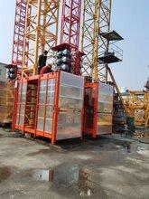 宿州變頻施工電梯施工升降機100米高度施工管理方案