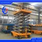 厂家直销高空作业平台液压电动升降平台移动剪叉式升降机安全可靠
