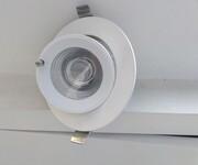 全铝象鼻灯20-25w筒灯成品厂家直销LED筒灯质保两年图片
