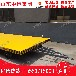 厂家直销叉车专用牵引式平板拖车车间用载重3-30吨货物搬运车