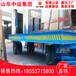 厂家专业定制2-150吨重型平板拖车半挂车台车