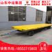 厂家专业定制湖北襄樊地区5吨物流车平板拖车叉车牵引车