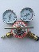 青岛减压器丙烷燃气减压器普通便宜丙烷表YQW-02型号中体丙烷气瓶减压器压力阀