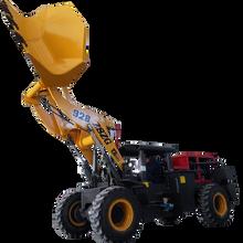 煤矿井下装载机煤矿专用小型装载机矿井装载机中首重工龑