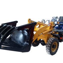 烟台小型装载机厂国产小铲车哪个牌子好体积轻巧小型高效中首重工龑
