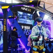 玖的联手KAT推史上首款无限联机VR电竞产品V战