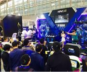 玖的荣耀之路VR电竞V战VR坦克儿童VR熊宝火爆耀世图片