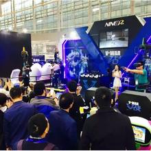 玖的荣耀之路VR电竞V战VR坦克儿童VR熊宝火爆耀世