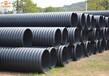 湖南塑胶厂家长沙天卓直销钢带增强聚乙烯螺旋波纹管