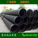 湖南PE管道厂家直营PE双壁波纹管塑料波纹排水管规格齐全