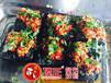 湖南传统小吃黑色经典老长沙臭豆腐