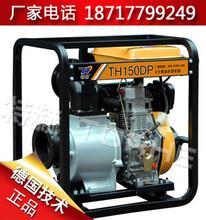 灌溉6寸柴油水泵机组