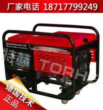 300A原装三相发电电焊一体机功能