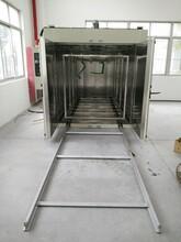 苏州豫通汽车ABS挤出模具台车烘箱汽车碳纤维专用台车烘箱图片