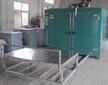 豫通大型台车烘箱石材专用电解炉石材台车烘箱