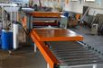 全自动高速PVC贴面机房车室内家具板材贴面机