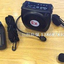 BHY-5Y防爆扩音器扬声器防爆便携式扩音器防爆便携式音响带耳麦图片