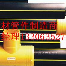 河北煤改气pe燃气管厂家图片