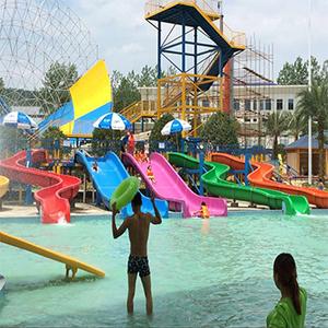 大型水上乐园玻璃钢设备水上乐园规划水上游乐设施厂家直销