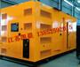 可靠的冷启动性能100KW沃尔沃防雨静音型发电机组