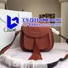 chloe007女主同款单肩包克洛伊时装秀包包