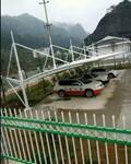 上海膜结构生产安装厂家,松江车棚膜结构设计施工一级企业图片