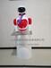 送餐机器人萌萌哒,创业新方法首选威朗机器人