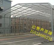 南平市立交桥声屏障高架桥隔声屏道路声屏障图片