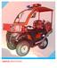 现货供应全地形消防摩托车天盾ATV250消防摩托车厂家小型消防车
