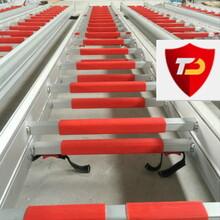 天盾消防拉梯德国技术高强度铝合金消防拉梯厂家