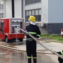 天盾水罐消防车1吨水罐车配手抬消防泵灭火效果好
