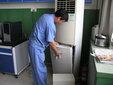 江汉区泰和花园空调维修.空调加液.空调清洗消毒图片