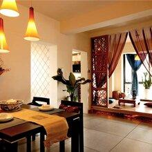 南京家庭住宅装修-江宁武夷绿洲90平现代欧式装修报价-南京房屋翻新设计