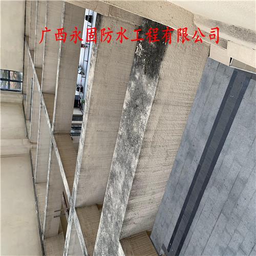 南寧外墻漏水堵漏-廣西永固防水補漏公司