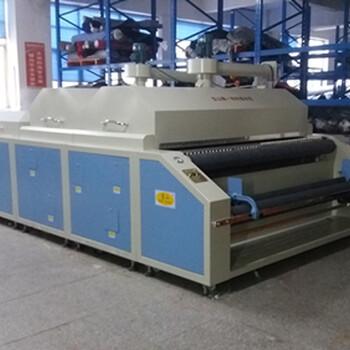 大型针织布蒸汽预缩机3.8米4.8米6.8米长