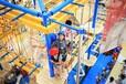 2016最火的室内拓展厂家直供室内外拓展设施攀登架攀岩墙儿童拓展设施