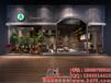 酒吧店面设计,咖啡厅效果图设计,效果图制作