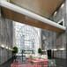 杭州奥彩酒店宾馆大堂大厅会所效果图设计/工装办公楼3D效果图/cad施工图