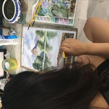 河北省秦皇岛成人美术
