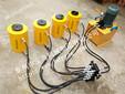 宝岛公司专业生产优质TDYG系列电动液压同步千斤顶、同步液压千斤顶图片