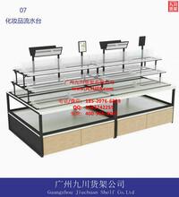 展示柜货架价格服装饰品精品店货架设计订做进口食品