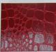東莞供應2017年新版150g充皮紙特種紙鱷魚紋現貨首飾盒禮品盒專用