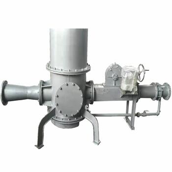 炉内喷钙脱硫气力输送系统粉煤灰气力输送系统锅炉气力除灰输送系统