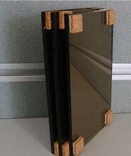 供应广东玻璃垫片,软木玻璃垫,尺寸规格可定制图片