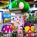 儿童游乐设备、大型游乐设备瓢虫乐园外观醒目颜色五彩缤纷新乡三星游乐