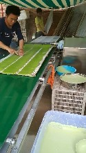 煮浆凉皮机自熟粉皮机电加热苕皮机组图片