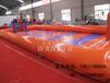 直销威顺wsp-072充气足球场,定制趣味水上足球赛场,竞技游乐设施