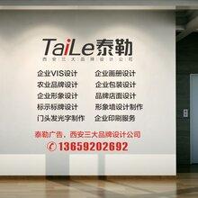 西安logo設計優化找泰勒丨畫冊VI設計找泰勒廣告丨房地產廣告設計制作